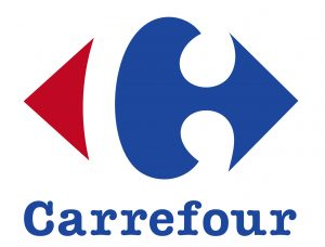 Carrefour logo groot
